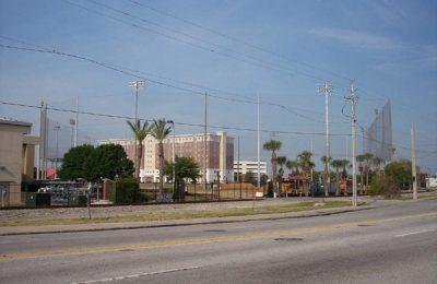 Baseball Field Netting Design