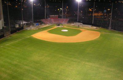 University of Tampa Baseball Field Lights