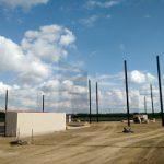Sports Netting for Baseball Fields