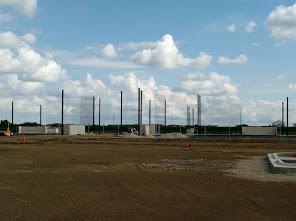 Baseball Backstop Installation Louisville Slugger