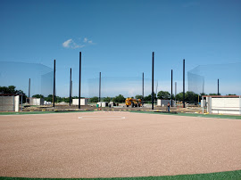 Baseball Field Netting Louisville Slugger