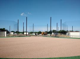 Baseball Field Netting Louisville Slugger