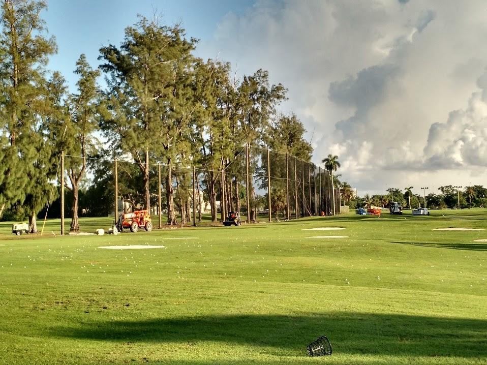 Miami Beach Golf Driving Range