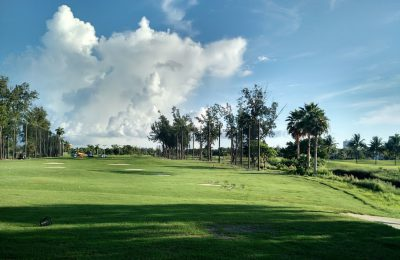 Golf Netting Miami Beach Golf Course