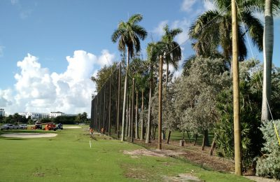 Golf Perimeter Netting Miami Beach