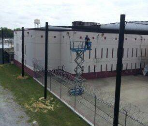 Enclosed Correctional Netting