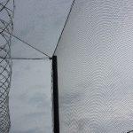 Correctional Barrier Netting