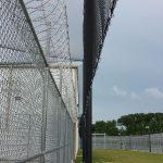 Overhead Barrier Netting