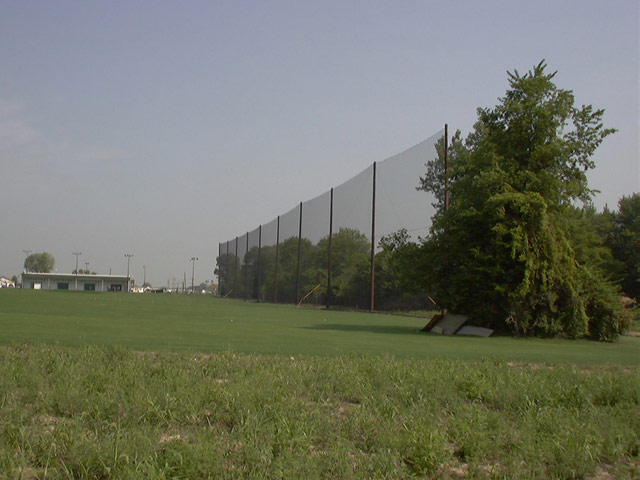 Polyester Barrier Netting