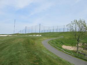Driving Range Netting Installation Massachusetts