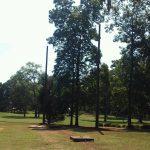 450' x 50' Golf Barrier Netting