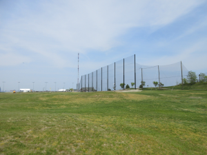 Granite Links Golf Club Driving Range Install