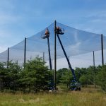 Netted UAS (Unmanned Aerial Systems) Flight Area/Drone Enclosure - University of Maryland